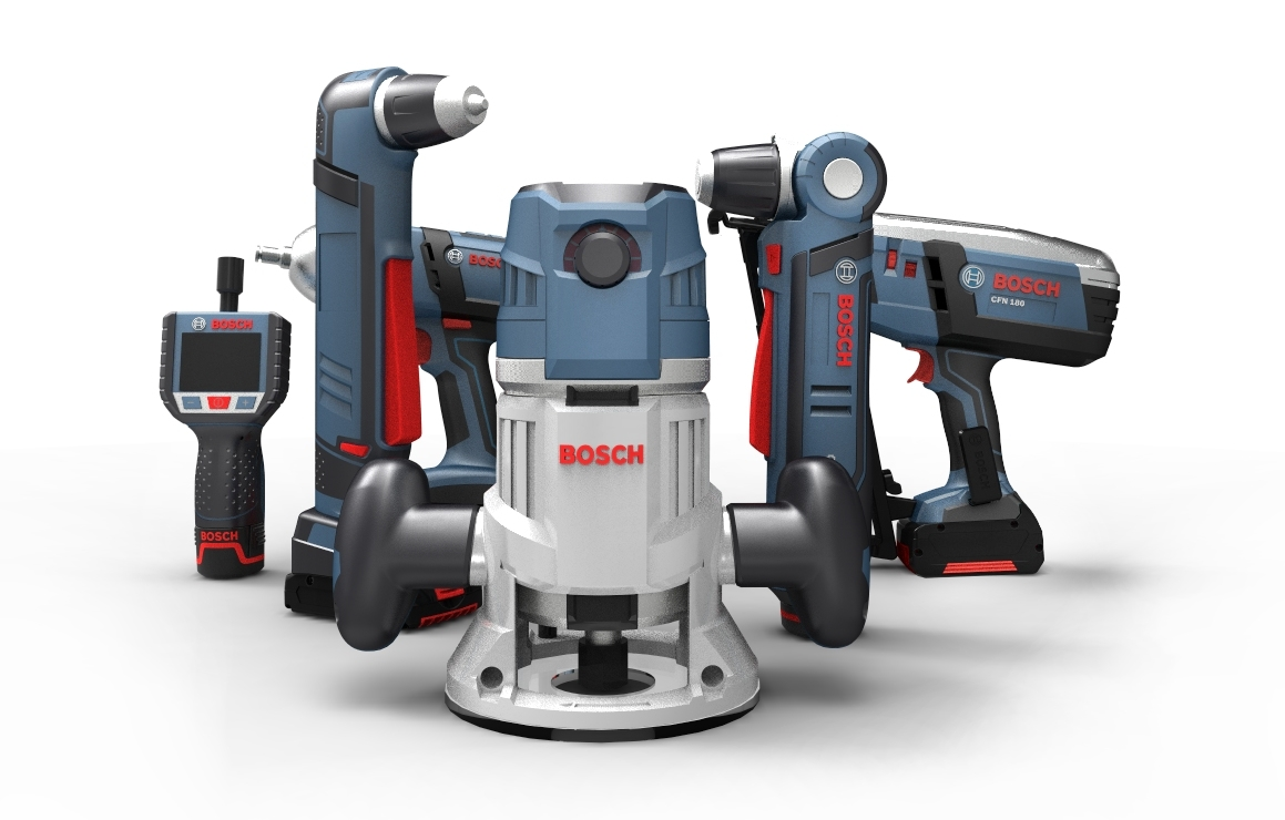 Bosch Router Set