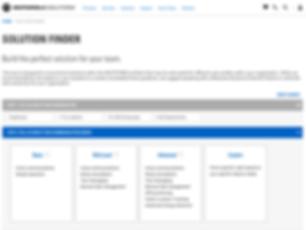 Solution finder  homepage.png