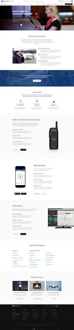 Fulcrum Homepage