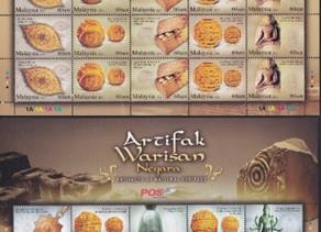 马来西亚出土的佛教文物 Malaysia Unearthed Buddhist Artifacts.