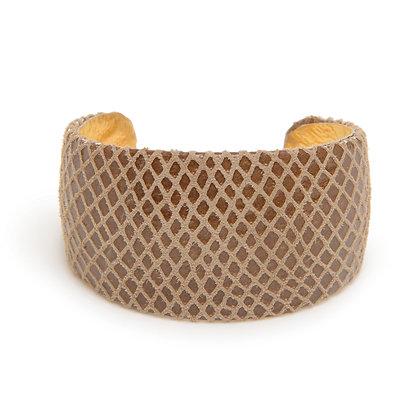 leather cuff (curve)
