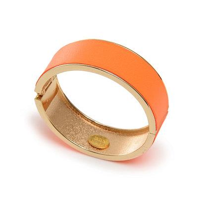 neon hinge bracelet (med)