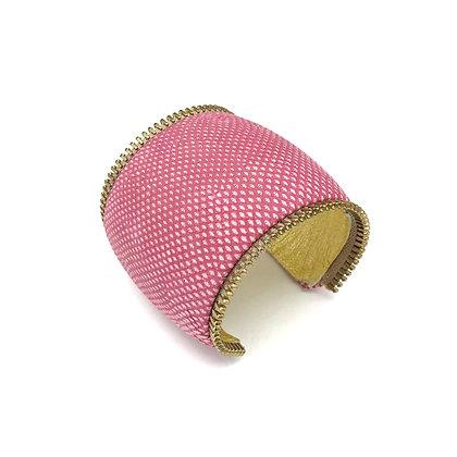 exotic zipper cuff