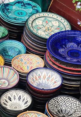 beautiful handmade morrocan wares