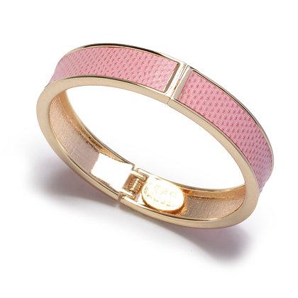 snakeskin hinge bracelet