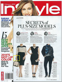 InStyle February 2014