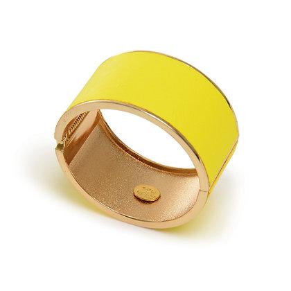 neon hinge bracelet (large)