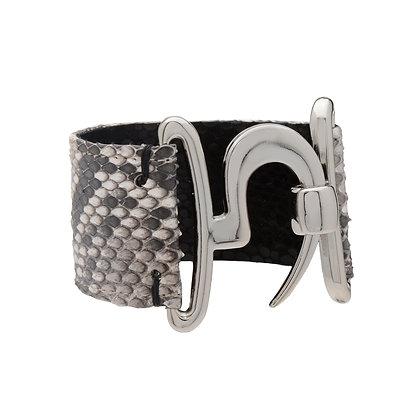 python metal talon cuff