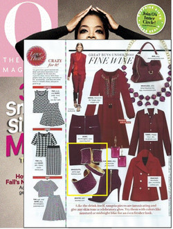 Oprah Magazine Sept14