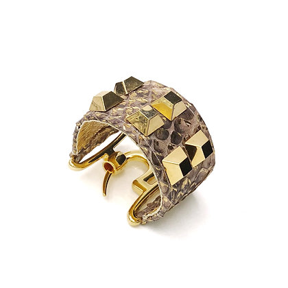 python + pyramid metal talon cuff
