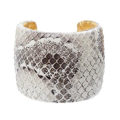 genuine python cuff (large)