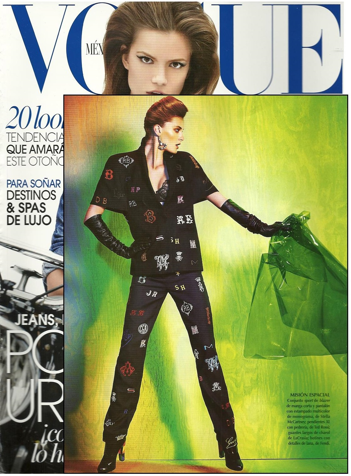 VOGUE Mexico Aug12