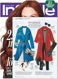 InStyle Magazine Oct13