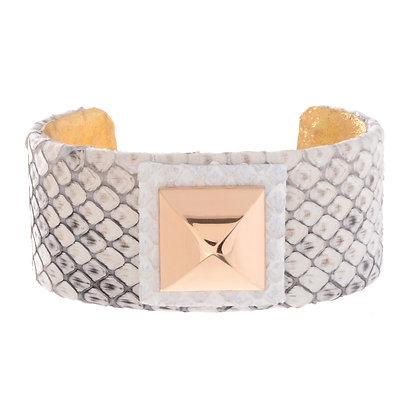 python square pyramid cuff
