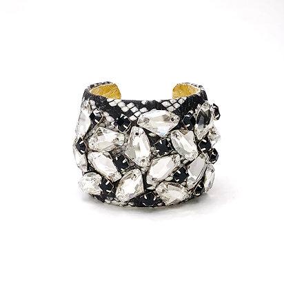 snake cosmic glam cuff