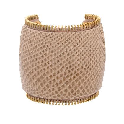 python zipper cuff (large)