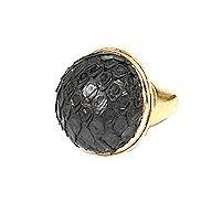 python circle dome ring