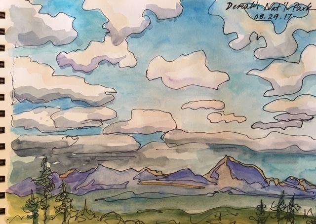 Denali Clouds