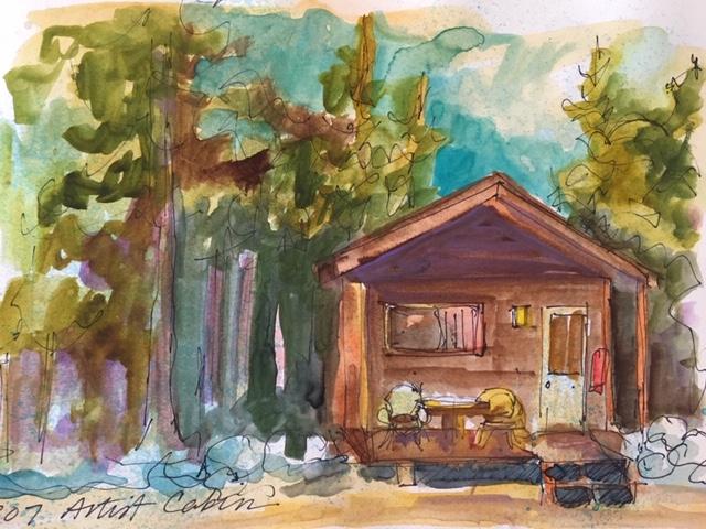 Artist Cabin