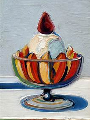 Paint Like the Masters: Wayne Thiebaud