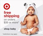 Diaper and Wipes Savings At Target
