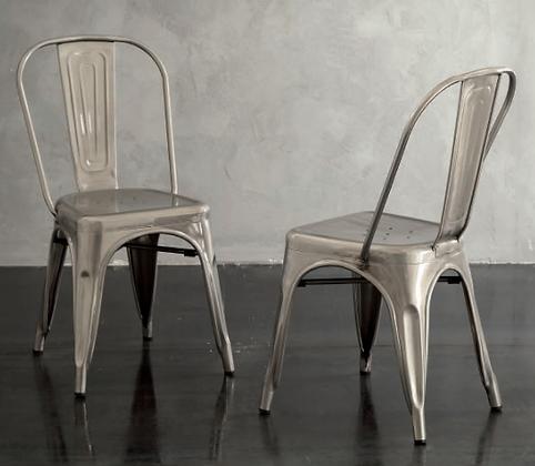 chaise metallo la seggiola