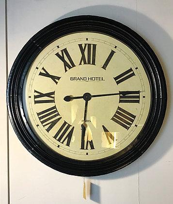 """Horloge """"GRAND HOTEL"""""""