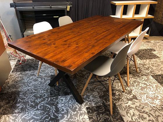 "Table haute ""BAMBOU"""