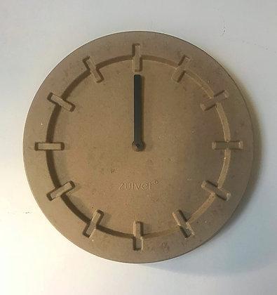 Horloge cartonné