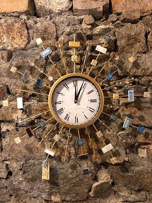 """Horloge """"MURANO"""""""