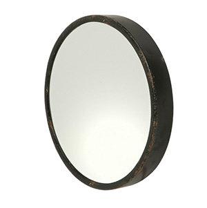 Miroir rond grand modèle