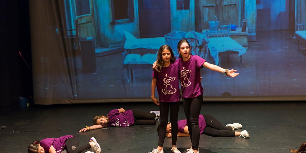 Taller de Teatro Musical Juvenil