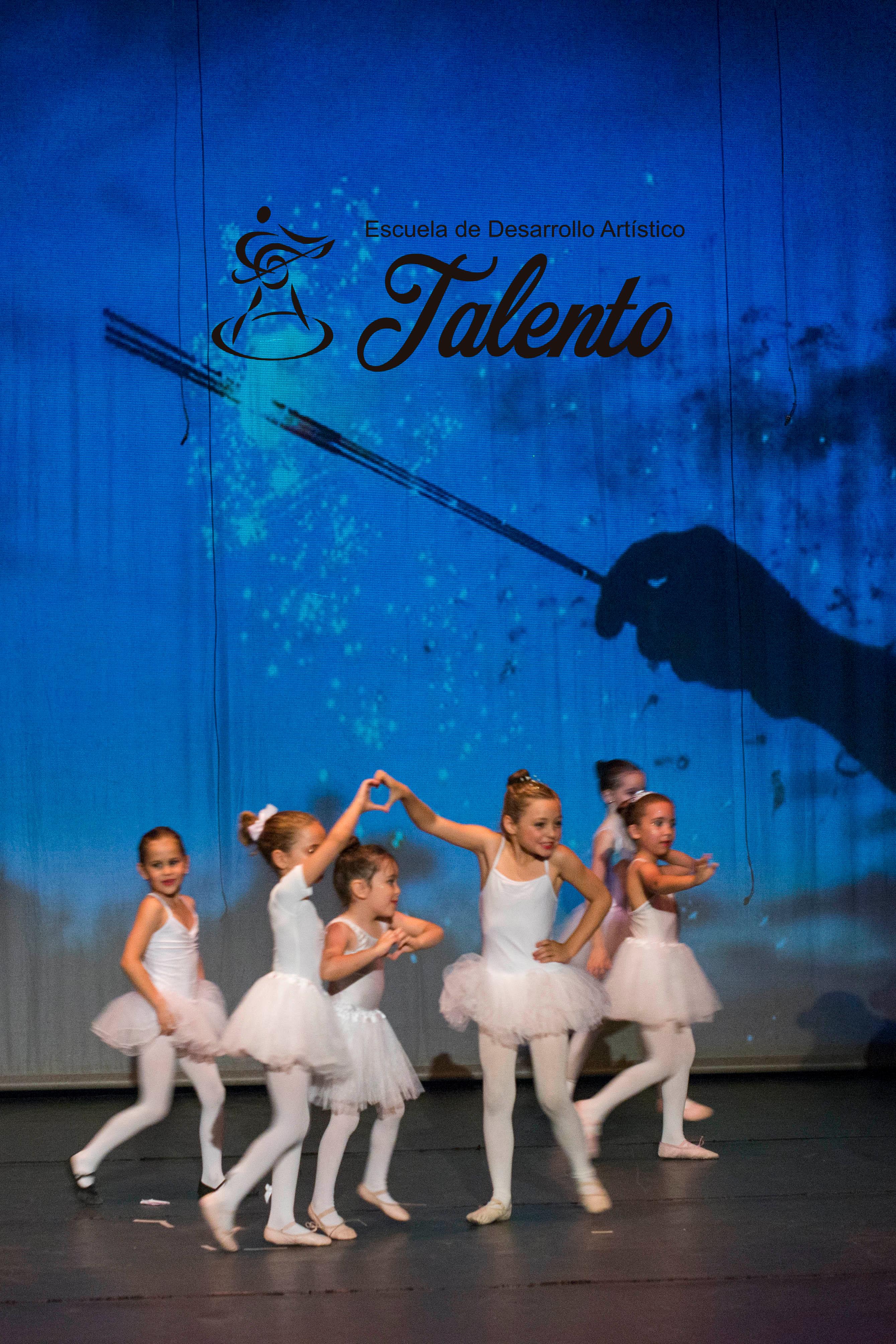 Matricula Ballet Iniciación 2