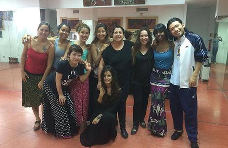 Clases de Flamenco con Carmen Ledesma