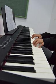 Clases de piano sevilla