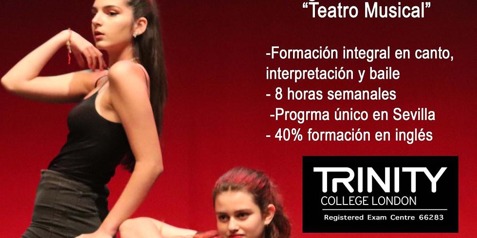 "Programa Profesional ""Teatro Musical"""