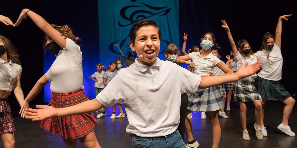 Taller de Teatro Musical de 8 a 14 años - Varios grupos