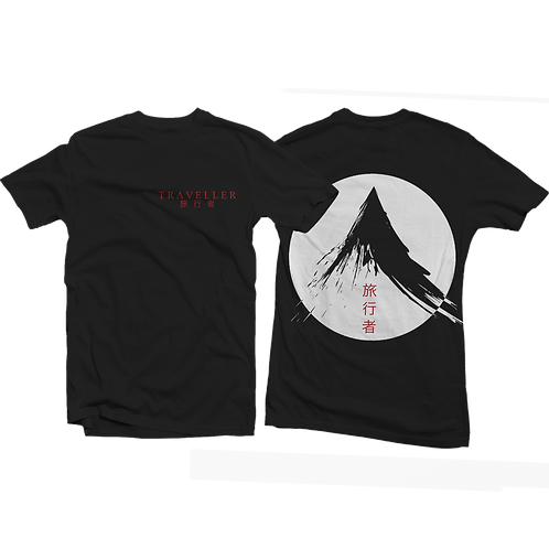 Ryoko Shirt Black
