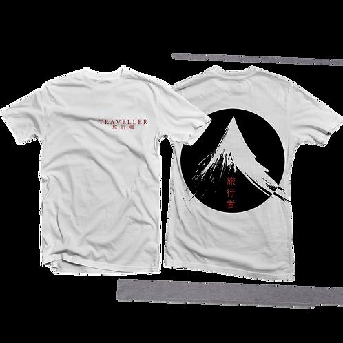Ryoko Shirt White