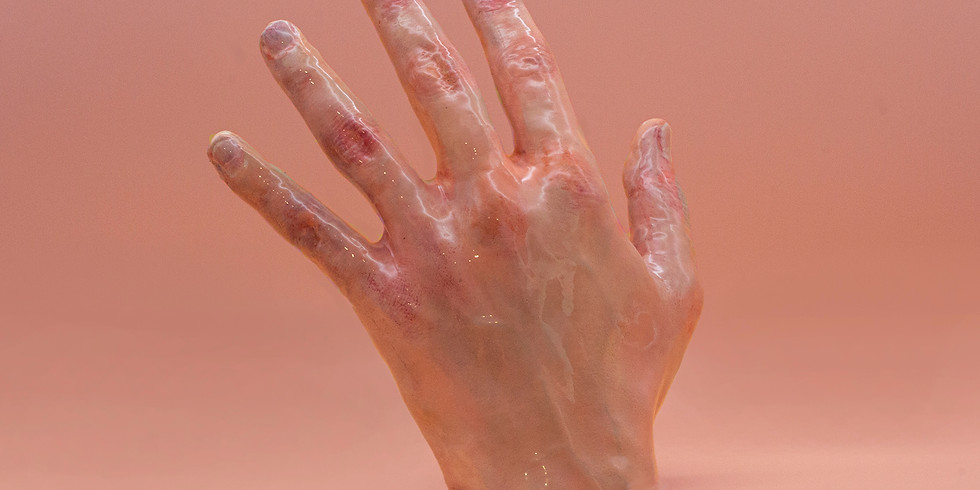 Realistic Human Hand: Lifecasting and Painting