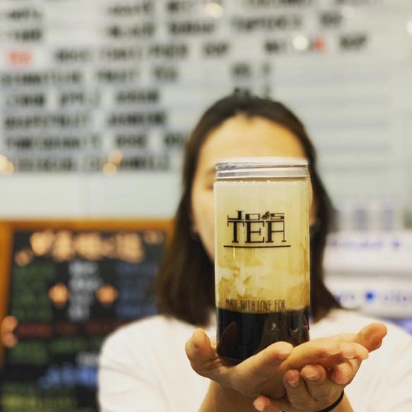 Oolong Fresh Milk Dir-TEA