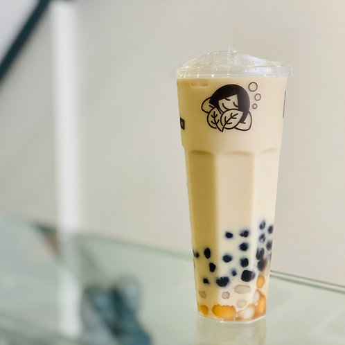 Japanese Roasted Milk Tea