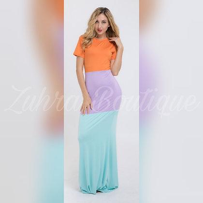 Tri-Me Dress