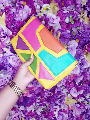 Color My World Clutch