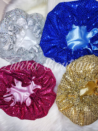 Custom Reversible Bonnets