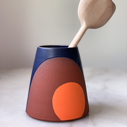 Phases utensil holder/ vase
