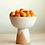 Thumbnail: Peaks large pedestal bowl