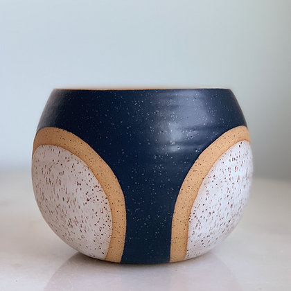 Phases moon planter