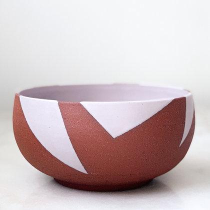 Leaf high bowl large