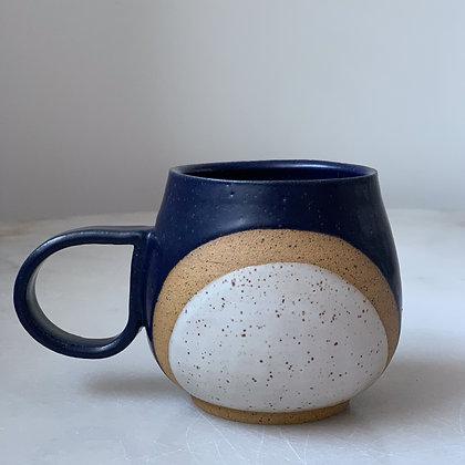 Phases moon mug